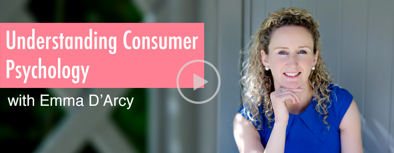 MTE #021: Emma D'Arcy on Understanding Consumer Psychology