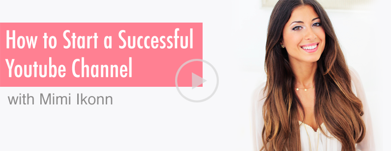 MTE #020: Mimi Ikonn on How to Start a Successful Youtube Channel