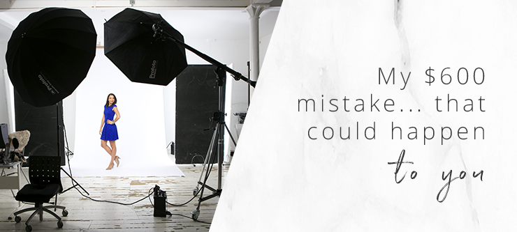 My $600 mistake… that could happen to you.